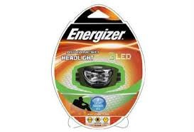 פנס ראש 3 Energizer LED